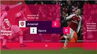Fan Arsenal phát cuồng, hết lời khen Oezil sau chiến thắng trước Tottenham