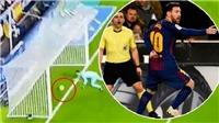 Báo Tây Ban Nha gọi vụ Messi bị từ chối bàn thắng là SCANDAL
