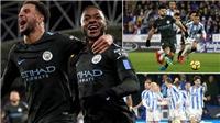 Thắng Huddersfield, Man City đã thể hiện bản lĩnh của nhà vô địch