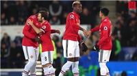 Video bàn thắng trận MU 2-2 Burnley