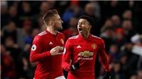 Phát sốt vì Lingard: 'Xứng đáng giành QBV, giỏi hơn cả Messi và Ronaldo'