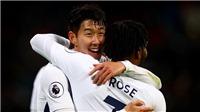 Video bàn thắng Tottenham 2-0 Brighton: Trở lại Top 4 nhờ Heung-Min Son lại tỏa sáng