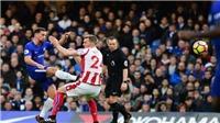 Video clip Drinkwater lập 'siêu phẩm' cho Chelsea vào lưới Stoke