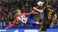 Nhờ Barca, M.U đang 'mở cờ trong bụng' từ vụ Griezmann