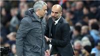 Guardiola phớt lờ Mourinho khi nhắc đến định nghĩa 'chơi bóng đá'