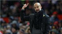 Guardiola: 'Man City là đội bóng rất mạnh, khó phá được kỷ lục của chúng tôi'