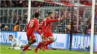 Video clip highlights bàn thắng Bayern Munich 3-1 PSG