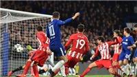Kết thúc bảng A, B, C, D Champions League: Đội nào đi tiếp? Đội nào xuống Europa League?