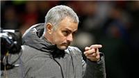 Tin HOT M.U 6/12: Đội nào cũng sợ gặp M.U ở Champions League.Trọng tài hàng đầu nước Anh ra đi vì Mourinho