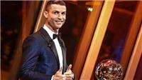 Ronaldo: 'Tôi là cầu thủ xuất sắc nhất lịch sử bóng đá'