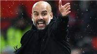 Guardiola phản pháo Mourinho: 'Man City việc gì phải phạm lỗi khi là đội kiểm soát bóng?'