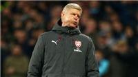 Wenger 'móc máy' Man City: 'Chúng tôi làm gì có dầu mỏ hay tiền bạc'