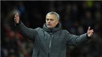 Mourinho: 'Đến tôi còn chả ăn mừng thì sao Lukaku cần phải ăn mừng làm gì?'