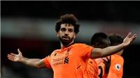 ĐIỂM NHẤN Arsenal 3-3 Liverpool: Chỉ Liverpool mới thua 3 bàn trong 5 phút. Oezil là cầu thủ của trận đấu lớn