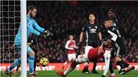 Sút 33 lần chỉ ghi được 1 bàn, hàng công Arsenal bị chê là VÔ DỤNG
