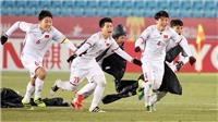 Con đường đến chung kết U23 châu Á của U23 Việt Nam
