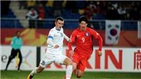 U23 Uzbekistan 4-1 U23 Hàn Quốc: Xác định đối thủ của U23 Việt Nam ở chung kết