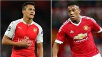 Wenger bất ngờ muốn M.U đưa Martial vào vụ chuyển nhượng của Sanchez