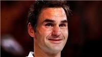 Khoảnh khắc Roger Federer đổ lệ khi giành Grand Slam thứ 20 ở tuổi 36
