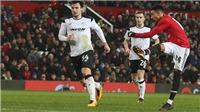 ĐIỂM NHẤN M.U 2-0 Derby County: Lingard đang có mùa giải hay nhất. Mkhitaryan vẫn 'lạc trôi'