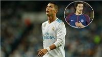 CHUYỂN NHƯỢNG 6/1: PSG dùng Cavani để đổi Ronaldo. Liverpool thay Coutinho bằng... Suarez