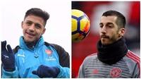 Mkhitaryan chia tay đồng đội ở M.U, nhưng Sanchez vẫn chưa gia nhập 'Quỷ đỏ'