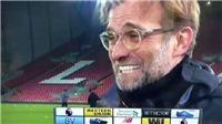 VIDEO: Klopp chửi thề liên tục sau chiến thắng Man City