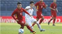 Bóng đá Việt Nam thường yếu thế trước các đội bóng Trung Á