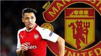 Sanchez đá vị trí nào tại M.U? Có phù hợp với Mourinho không?