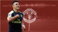CHUYỂN NHƯỢNG 19/1: 'Mất Sanchez không đau bằng mất Van Persie'. Mourinho đồng ý cho Ronaldo về M.U