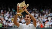 Nước mắt Federer