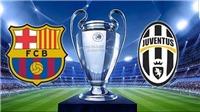 Link xem trực tiếp Champions League trận Barcelona - Juventus (01h45, ngày 13/9)
