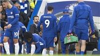 Man City không Aguero vẫn cực mạnh còn Chelsea hoá bình thường khi thiếu Morata