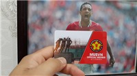 Thẻ thành viên fan M.U gây sốt ở Việt Nam