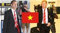 Scholes và Giggs đến Việt Nam để khai trương lò đào tạo cầu thủ của tỷ phú Phạm Nhật Vượng