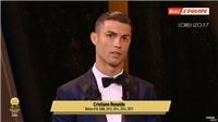Nhà báo Anh Ngọc: Tại sao tôi bầu Ronaldo cho danh hiệu Quả bóng Vàng 2017?