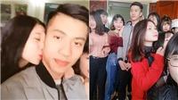 Phan Văn Đức về nhà, 'bị' hàng loạt fan nữ bao vây, ôm hôn say đắm
