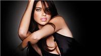 Vẻ đẹp tuyệt hảo đến từng centimet của 'thiên thần nội y' Adriana Lima