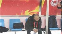 HLV Park Hang Seo 'sốc' vì bàn thua phút cuối