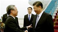 Tổng Bí thư, Chủ tịch Trung Quốc Tập Cận Bình đã đến Hà Nội