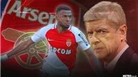 HLV Wenger lại gây sốc khi tuyên bố Arsenal sẽ mua Lemar vào tháng Một