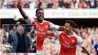 ĐIỂM NHẤN Arsenal 2-0 Man United: Wenger đã đúng khi 'học' Conte. Mourinho cần mua hảo thủ