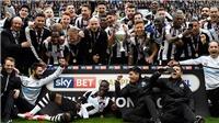 Newcastle vô địch Championship, Benitez trở lại Premier League đối đầu các siêu HLV