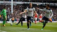 ĐIỂM NHẤN Tottenham 2-0 Arsenal: Spurs quá tuyệt! Arsenal của Wenger tệ chưa từng thấy