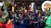 Mourinho mua toàn 'thú dữ', Man United mùa tới không có điểm yếu