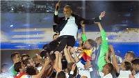 Giữa Real và M.U đang là một trời cách biệt, Mourinho làm sao thắng nổi?