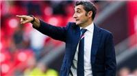 Barca CHÍNH THỨC bổ nhiệm Ernesto Valverde làm HLV trưởng