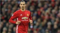 Ibrahimovic trở lại, Man United càng thêm lợi hại