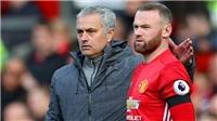 Mourinho nói gì trong ngày Rooney chính thức rời Man United?