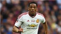 Với Mourinho, Anthony Martial đích thực sẽ trở lại